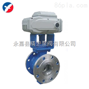 VQ940F/H电动V型球阀