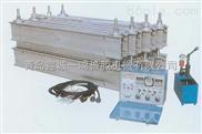 鑫城快速冷却型胶带硫化机