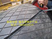 供应榆林 神木 大柳塔 上湾 滚筒包胶菱形耐磨橡胶板 德国进口WAGU90皮带胶