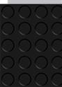 磁性橡胶板耐酸橡胶板真空橡胶板河间天宇圆点橡胶板 防滑橡胶板
