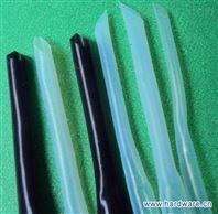 透明铁氟龙热缩套管,耐高温280度黑色铁氟龙热缩套管