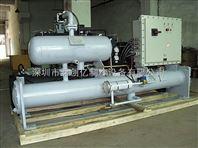 长期销售化工厂专用60HP低温耐腐蚀工业冰水机组