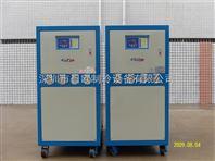 日歐水冷式低溫冷水機 電路板冷水機