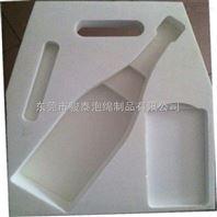 高大上植绒EVA内衬内托 高密度EVA贴绒海绵包装盒