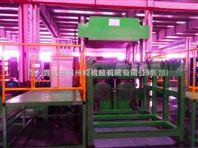 供應橡膠專用/柱式1500T硫化機