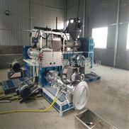 供应210型塑料造粒机组废塑料颗粒机电磁加热环保节能