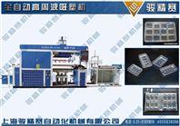吸塑机 上海骏精赛超市水果包装托盘专用ACF吸塑机设备