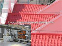 pvc 树脂瓦挤出生产线