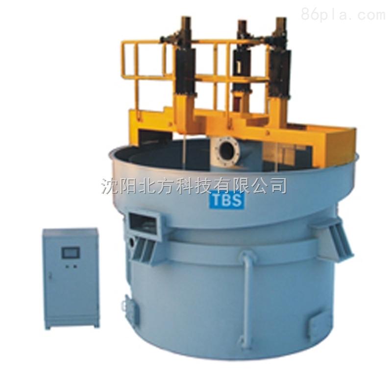 粗煤泥干扰床分选机(TBS)用于0.15-2mm粗煤泥分选