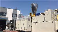 张家港110-219pvc电力护套管生产线挤出机80双螺杆挤出机设备