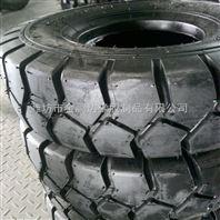 山东充气叉子车轮胎500-8报价