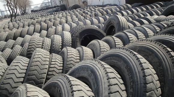 二手轮胎磨损程度不一样难过年审