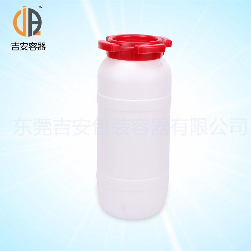 4l圆桶-4l圆罐塑料桶 4升塑料包装桶