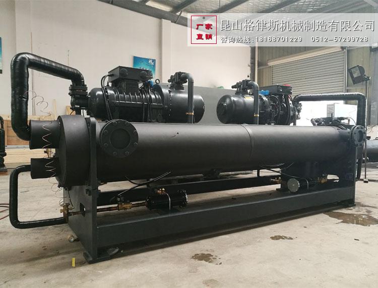 江苏供应螺杆式冷冻机 快速降温冷水机组 小型制冷机